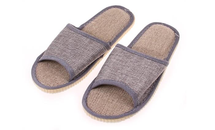 Papuče s otvorenou špičkou pánske  0c1722376bb