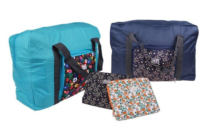87d215ee50d5a Skladacia cestovná taška WeekEigh. Skladná cestovná taška, ideálny ako príručnú  batožinu.
