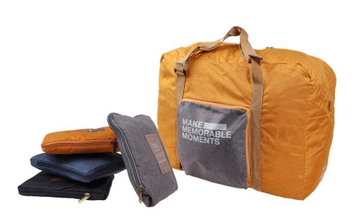 7f048ce20d32c Skladacia cestovná taška ExtraBag. Skladná cestovná taška, ideálny ako príručnú  batožinu.