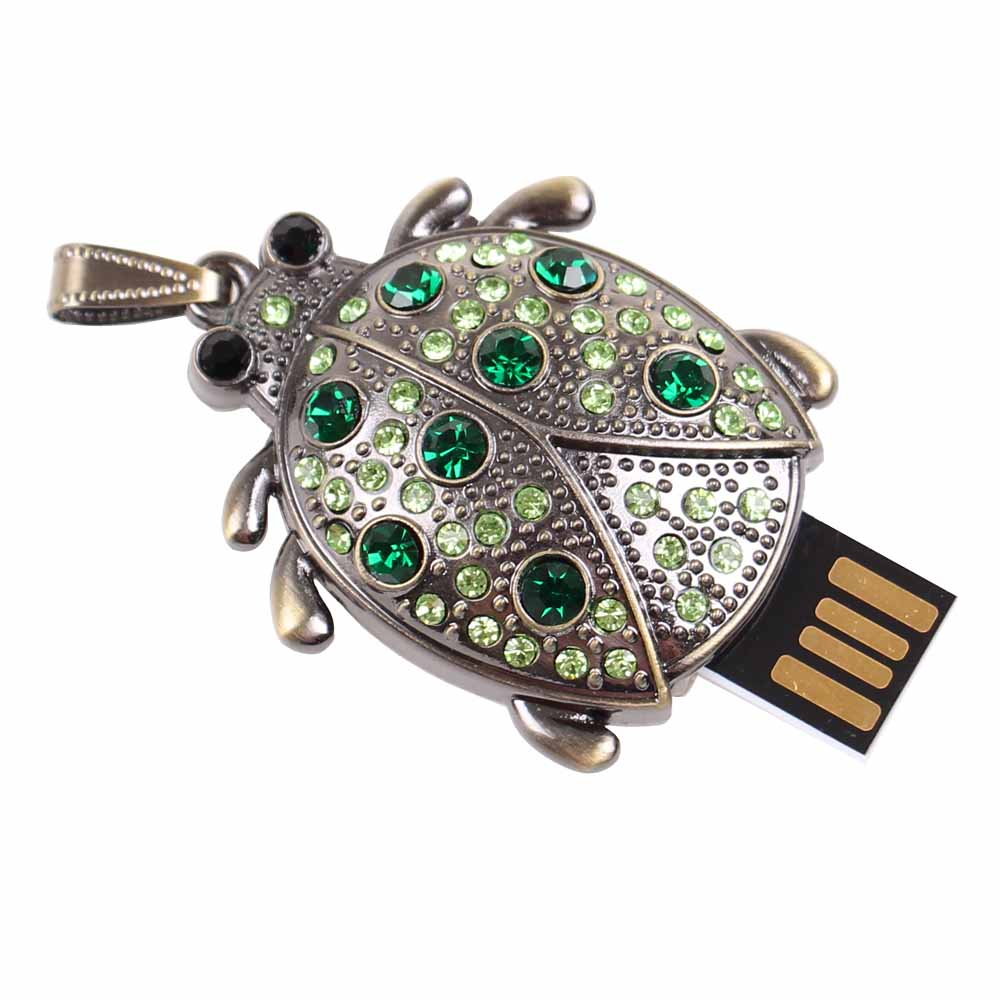 Flash disk USB 8 GB – brouk - náhľad 2